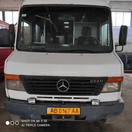 Автобус Mercedes-Benz Vario 614 - ДООБЛАДНАНИЙ