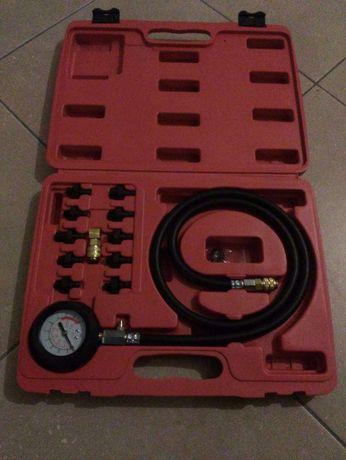 Conjunto de manómetro de pressão de óleo