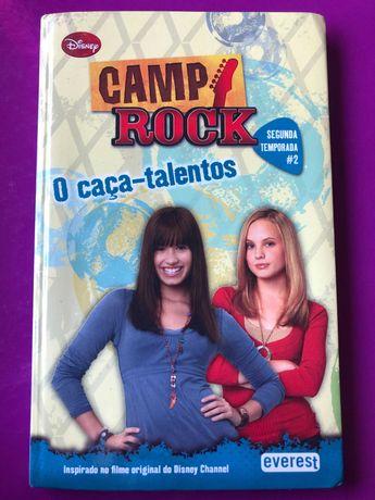 Camp Rock - O caça talentos