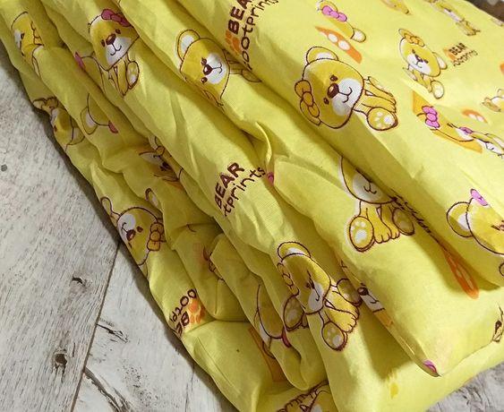 Детское силиконовое одеяло 110×140 см