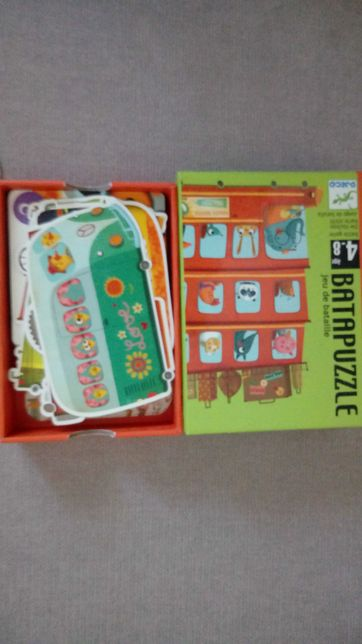 Djeco batapuzzle пазл-игра