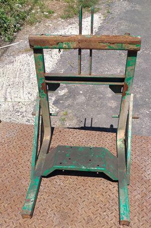 Chassi de pulverizar cortado para diversas aplicações