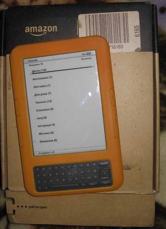 Электронная книга Amazon Kindle 3