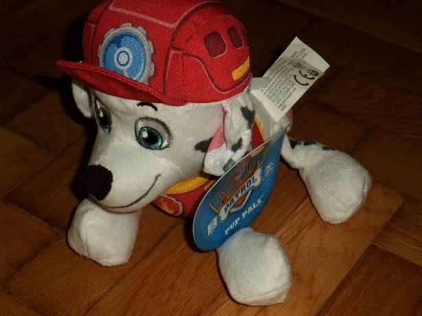 Psi Patrol MARSHALL Maskotki Orginalne UNIKAT SPIN MASTER
