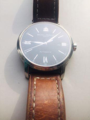 Классические мужские часы Baume & Mercier automatic 43mm