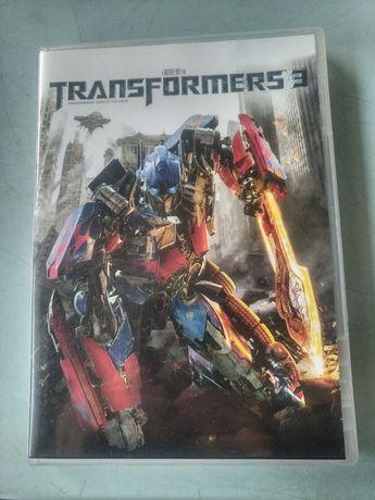 Film na DVD Transformers 3 PL