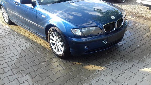 BMW E46 na części