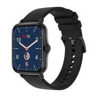 [NOVO] Smartwatch Colmi P8 Plus (Preto e Dourado)