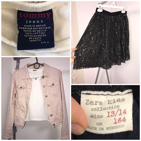 Одежда, юбка, свитер, жилетка, джинсовка