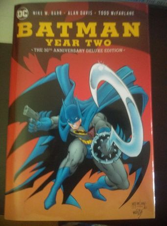Batman: Year Two 30th Anniversary Deluxe Edition HC