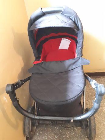 Wózek bexa 3w1, gondola, spacerówki, nosidlo i adaptery