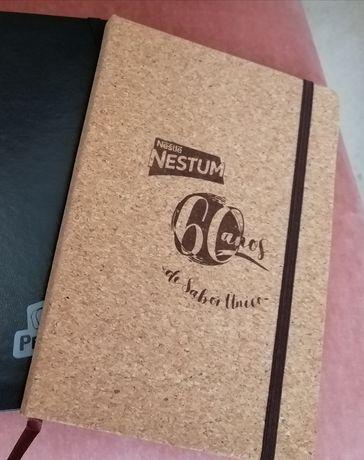Cadernos / bloco notas A5 capa dura - NOVOS