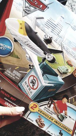 Занимательный игровой набор spy jet escape disney