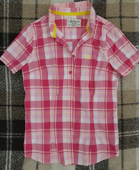 Рубашка hm на девочку р.158-164