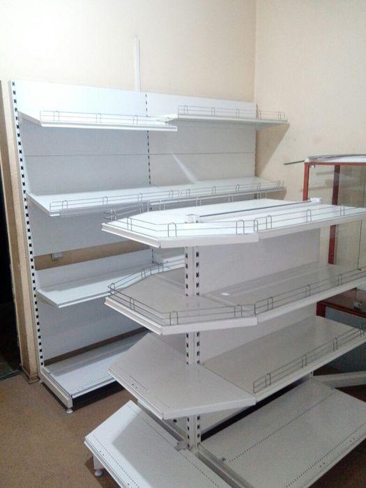 Новые стеллажи торговые металлические Харьков - изображение 1