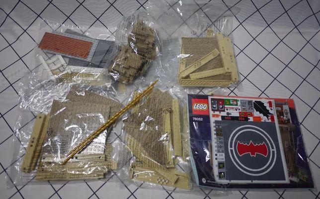Конструктор lego (лего) Super Heroes Логово Бэтмена 76052