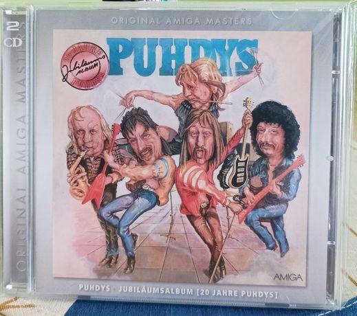 2CD PUHDYS -Jubilaumsalbum (20 Jahre Puhdys). Ost Rock (DDR). Rarytas.