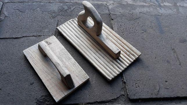 Stare, zabytkowe pace drewniane