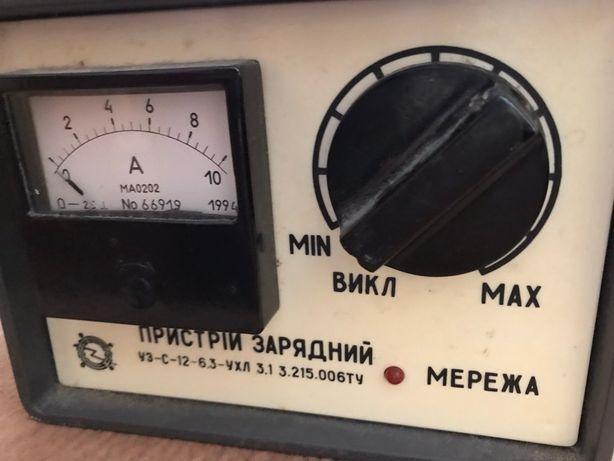 Зарядное устройство новое 12 В Татьяна 650гр