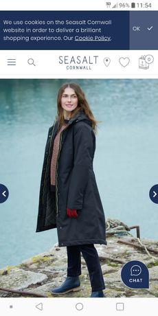 Zimowy płaszcz Sealsalt-okazja