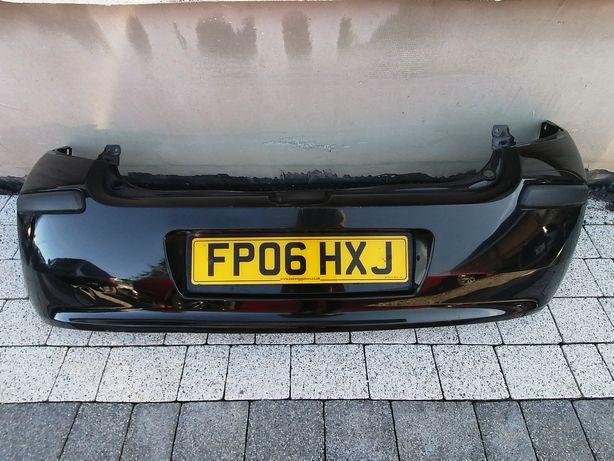 Zderzak tył Renault Clio 3 III 2006 czarny