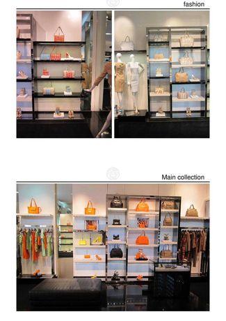 Pomogę w rozplanowaniu i wystawie butiku z modą we włoskim stylu