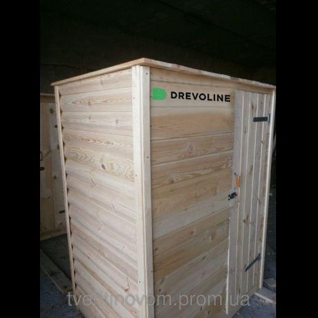Душ, туалет, постройки из дерева под заказ