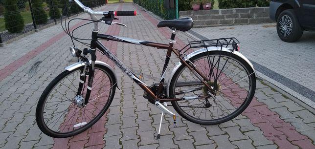 Rower męski marki LEOPARD ROAD CAT koła 28 rama aluminiowa