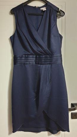 Sukienka koktajlowa H&M rozm. 36