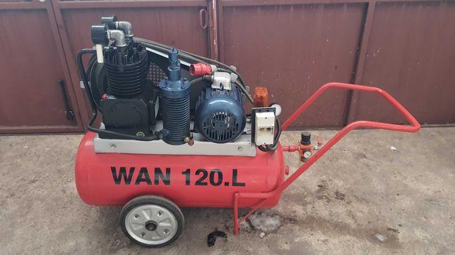 Kompresor WAN 120l