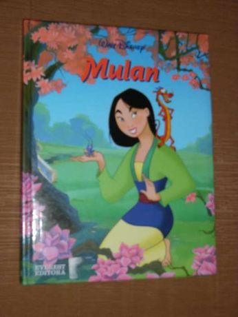 livro MULAN