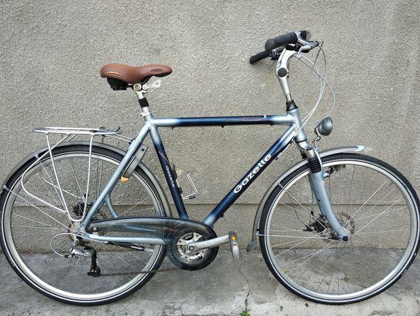Велосипед из Гермaнии Gazelle Geneva. Shimano Deore