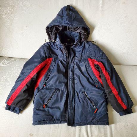 Куртка для хлопчика. Осінь, зима.