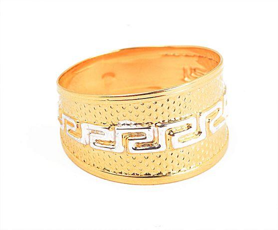 Złoty pierścionek grecki 3912/31
