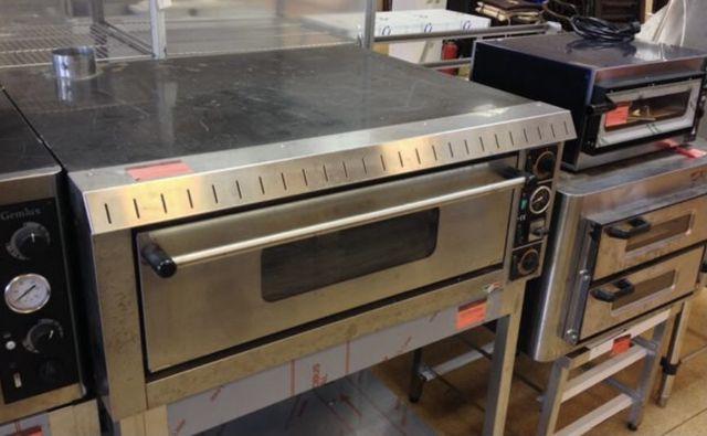 Печь для пиццы италия MD4