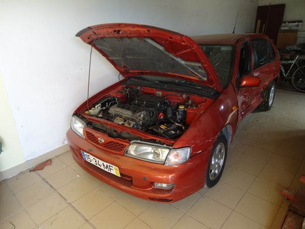 Peças Nissan Almera N15