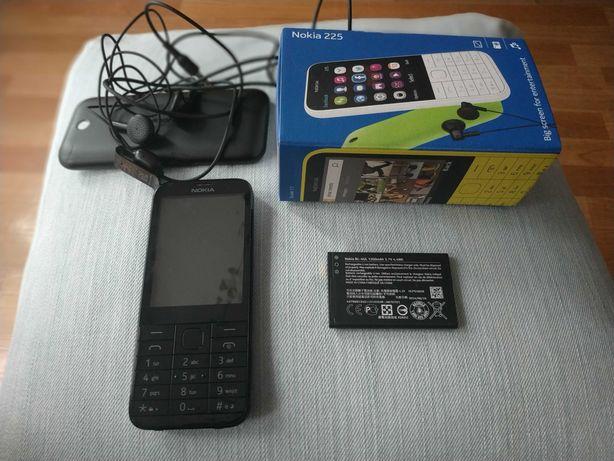 Nokia 225 czarna