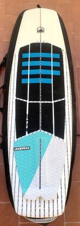 Prancha kitesurf