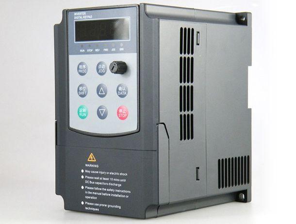 Преобразователь частоты 2.2кВт - 1Ф 220В/3Ф 220В (частотник, VFD)
