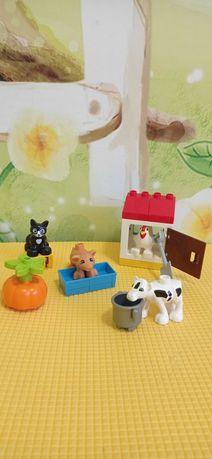 Lego Duplo Тварини на фермі Оригінал + подарунок
