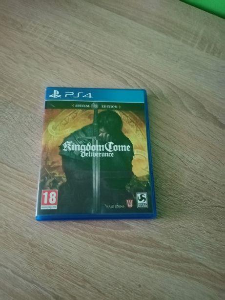 Gra Kingdom Come Deliverence na PS4 - Stan idealny