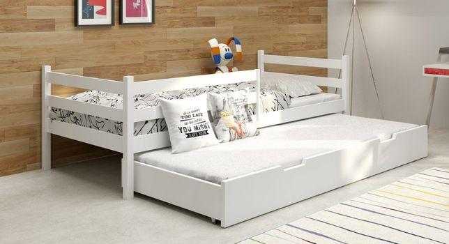 Łóżko drewniane dla dzieci model LAURA 2 osobowe!
