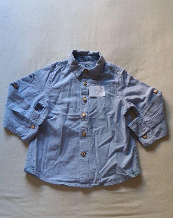 3 Camisas de marca Alpedrinha - imagem 1
