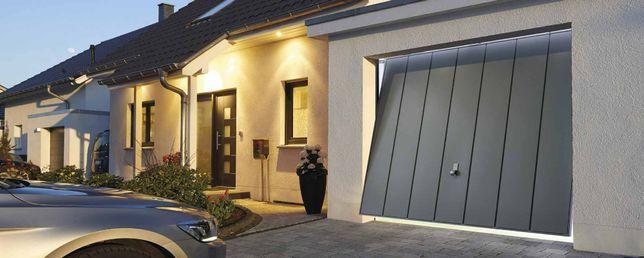 Bramy garażowe Hormann 10 lat gwarancji - Autoryzowany Montaż