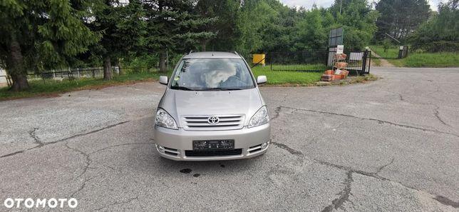 Toyota Avensis Verso z Niemiec 110 tys km