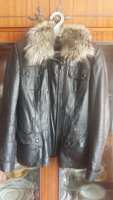Кажанная куртка.