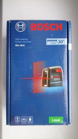 Лазерный уровень нивелир BOSCH GLL30S professional