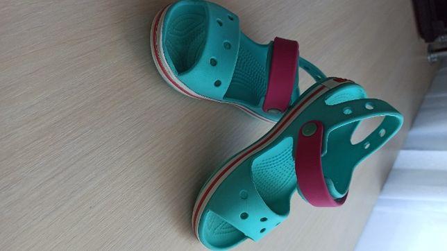 Босоножки Crocs Kids Crocband р.11