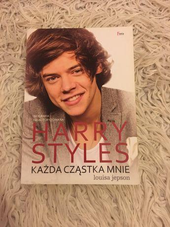 Harry Styles książka One Direction