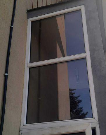 Okno białe PCV w skrzydle 1100 mm x 2030 mm